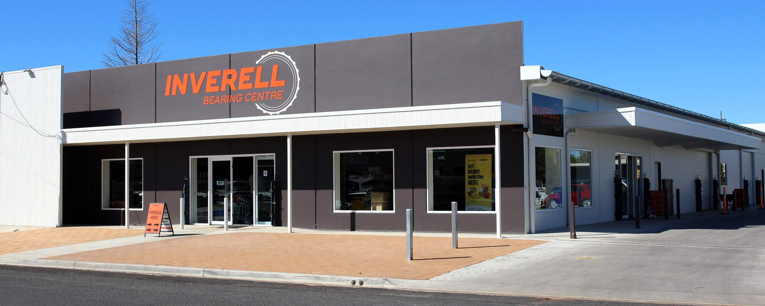 inverell bearing centre